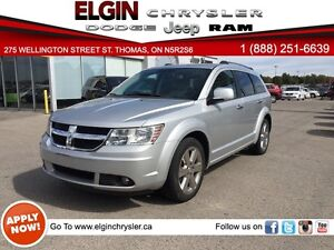 2009 Dodge Journey R/T***Leather,AWD,Sunroof,B-up Cam***