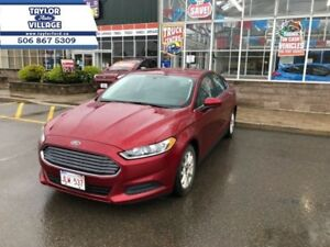 2016 Ford Fusion S  - $111.25 B/W