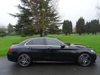 MERCEDES C CLASS C63 AMG SPEEDSFIFT PLUS 7G TRONIC [PREMIUM] 2014/14