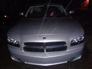 2010 Dodge Charger Greyy Sedan