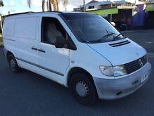 2002 Mercedes-Benz Vito Van/Minivan Mermaid Beach Gold Coast City Preview