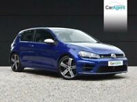 2014 Volkswagen Golf 2.0 R 3d 298 BHP Hatchback Petrol Manual