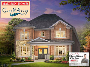 CORNELL ROUGE IN MARKHAM, DETACHED HOUSE & FREEHOLD TOWNHOMES