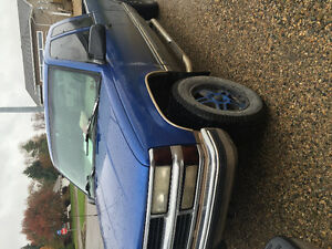1997 Chevy 1500 4x4 SAFETIED-NEED GONE