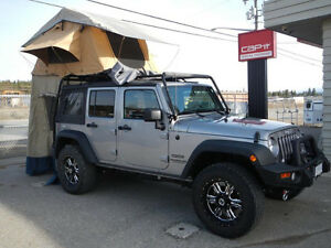 Cap-it Roof Top or Truck Rack Mounted Tent by ARB of Australia Revelstoke British Columbia image 4