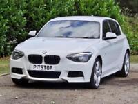 2014 BMW 1 SERIES 116I M SPORT Manual Hatchback