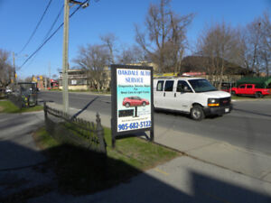 Thriving Auto Shop for sale