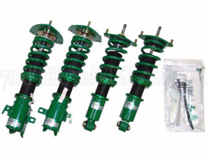 TEIN Flex Z Coilovers Adjustable Damping For 2004-2008 TSX