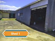 135m2 shed for lease Southport Gold Coast City Preview