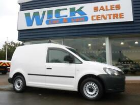 2012 Volkswagen CADDY C20 TDI 102PS VAN *NO VAT* Manual Small Van