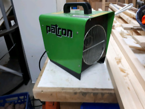 Patron E 1.5 commercial/industrial space heater