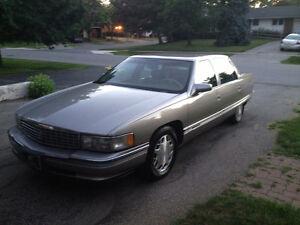 1995 Cadillac Concours Sedan