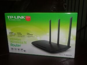 Router Wireless N TP-LINK