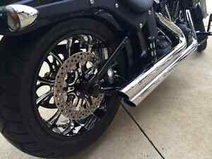 Custom HARLEY NIGHT TRAIN for sale or trade for Street Glide Cambridge Kitchener Area image 5