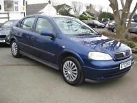 2004/53 Vauxhall Astra 1.6i auto Club 5 Door, Only 65000 miles