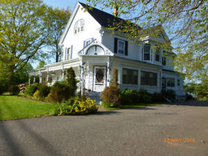 Two Profitable Bed & Breakfasts for sale in Nova Scotia
