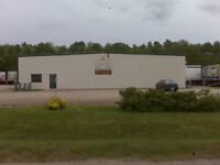 Warehouse and Office for rent