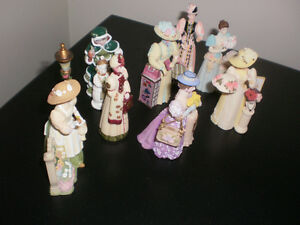 Mrs Albee Miniature collection