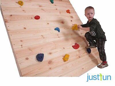 5er Set Klettersteine Größe L  Klettergriffe für Kletterwand  ca. Ø 110 mm