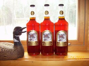 2017 Pure Maple Syrup by the 1 Litre Bottle