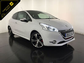 2015 PEUGEOT 208 GTI LIMITED EDITION THP 200 BHP 1 OWNER SERVICE HISTORY FINANCE