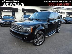 Land Rover Range Rover Sport SUPER CHARGE 2011