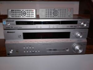 Pioneer SX-316S 5.1 Audio Video Home Theater System