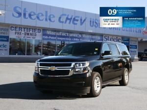 2018 CHEVROLET SUBURBAN Leather Heated Seats, Low Mileage and Th