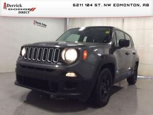 2016 Jeep Renegade Sport  Low Mileage Pwr Grp A/C
