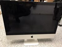 iMac 21 inch 2012 quad core spares or repair