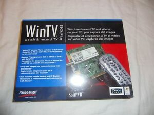 Hauppauge WinTV GO-Plus