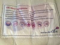 King Size Mattress Silk Memory Supreme