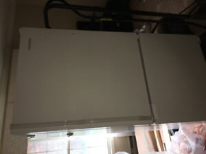 Kitchen Aid Fridge , white in color, great condition