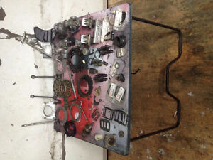 lot pieces vtt sport yamaha banshee