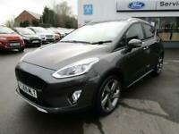 2020 Ford Fiesta ACTIVE X 140 ps Ecoboost Hatchback Petrol Manual