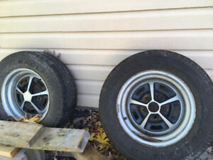 Rally Rims (ford)
