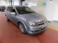 Vauxhall/Opel Astra 1.6i 16v 2005MY Design