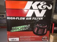 New KNN E-0787. High performance Air Filter fits 6.7 lit diesel