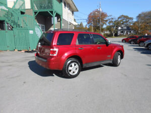 2008 FORD ESCAPE 5 DOOR XLT SUV, WARRANTY INCLUDED