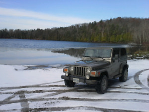 TJ Jeep for sale
