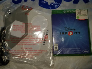 Disney Infinity 2.0 disk and portal for Xbox One - New