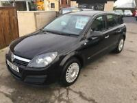 Vauxhall/Opel Astra 1.6i 16v ( a/c ) 2006.5MY Life 12 Months MOT