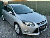 2012 FORD FOCUS 1.6 PETROL WITH ONLY 66865 MILES