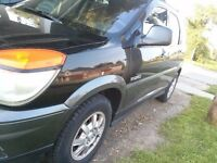 2002 Buick Rendezvous SUV,