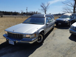 1994 Cadillac Hearse