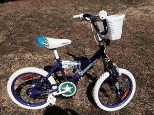 """Vélo pour filles 16"""""""