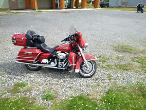 2007 Harley Davidson Ultra Classic - Special edition