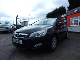 2010 Vauxhall Astra 1.4i 16V Exclusiv 5dr Only 2 former keepers,Low mileage,1...