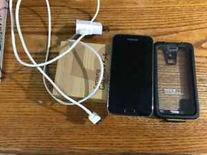 Samsung galaxy 5s with life proof case like brand new