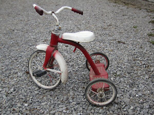 Vintage Little Metal Child's Bike